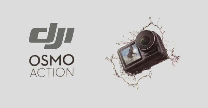 DJI OSMO Action: Αυτή θα είναι η πρώτη action cam της DJI, διέρρευσαν τα specs