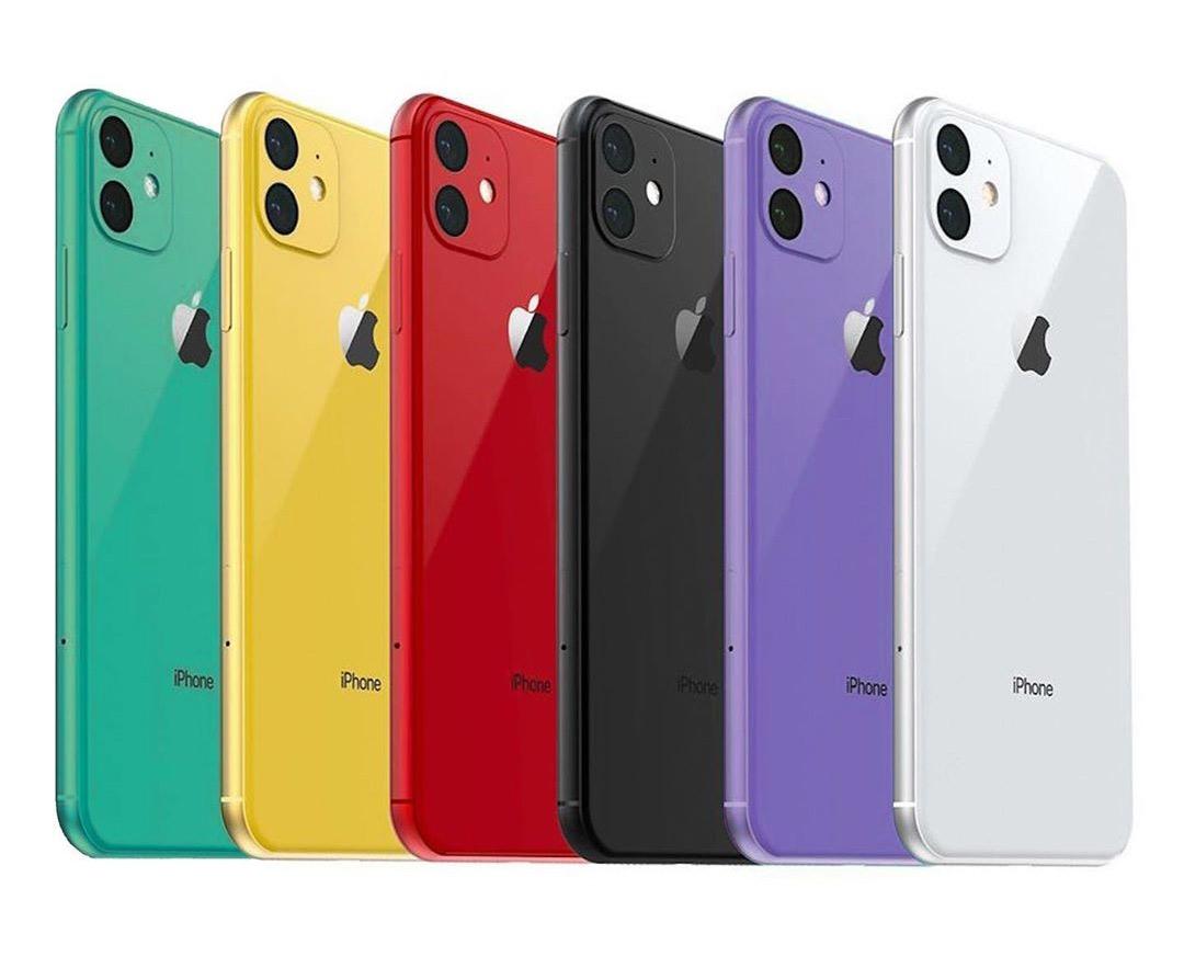 iPhone XR 2019: Δύο νέα χρώματα για το επερχόμενο smartphone