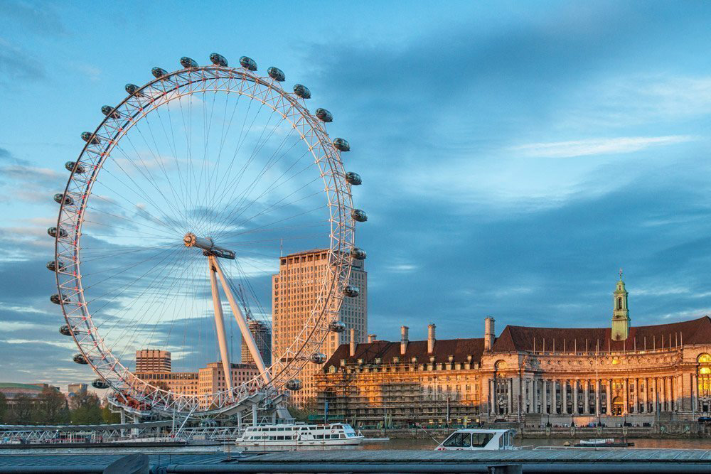 Time lapse video στο London Eye με την κάμερα του OnePlus 7 Pro