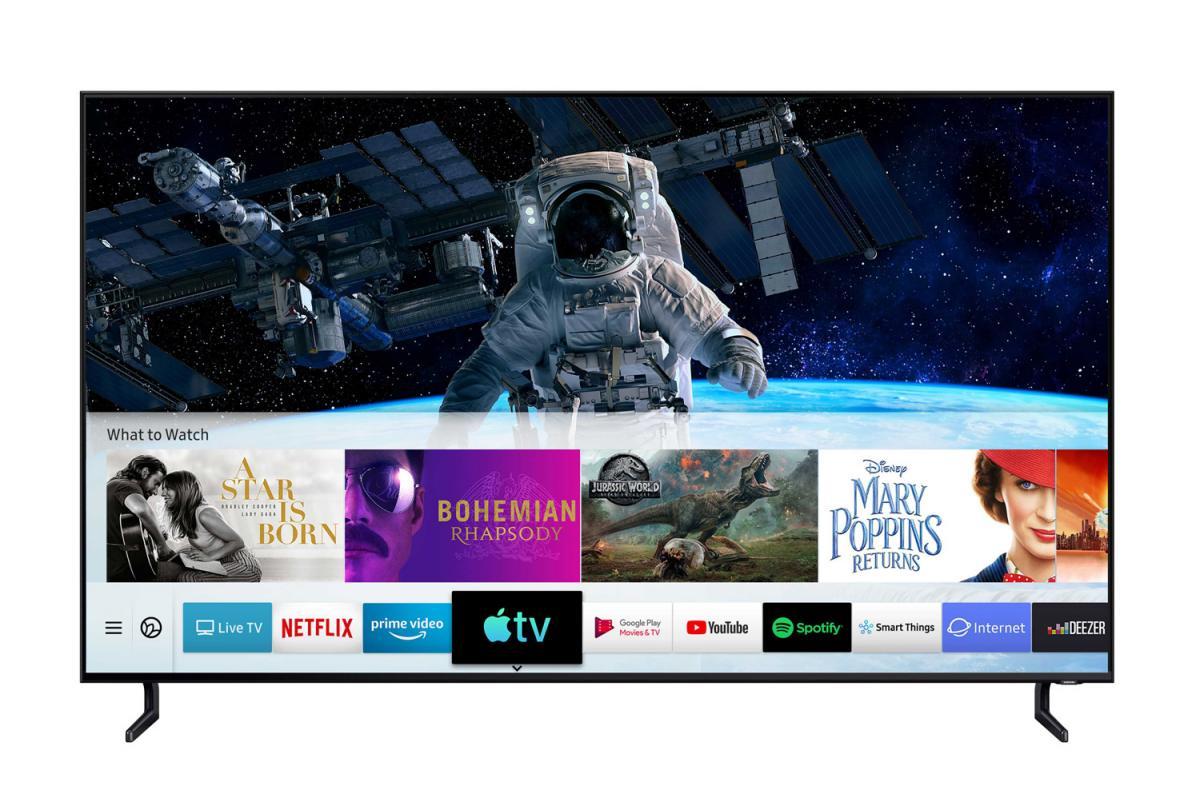 Οι Samsung Smart TV 2019 θα αναβαθμιστούν για να υποστηρίζουν Apple TV και AirPlay 2
