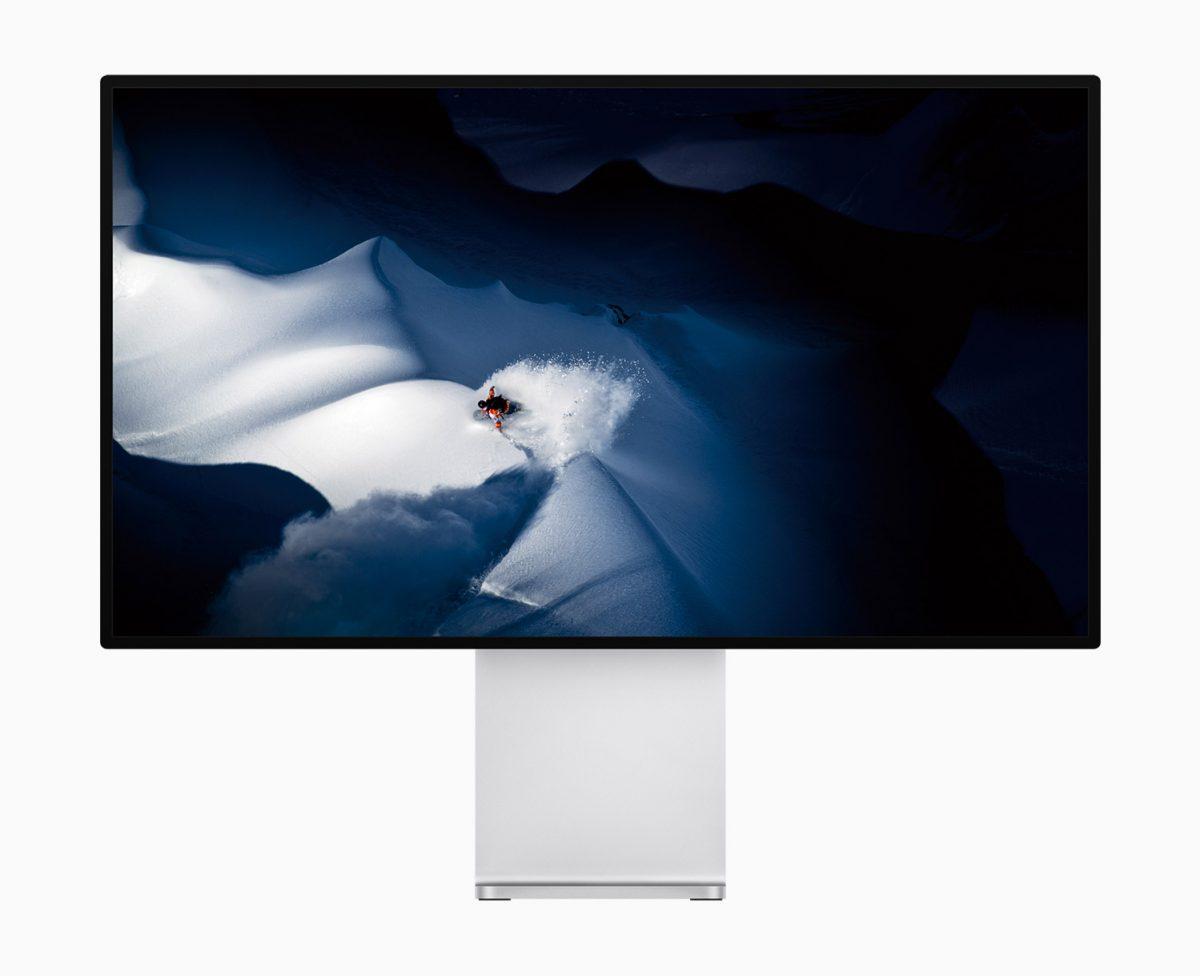 Η Apple ανακοίνωσε ότι πουλάει βάση για οθόνη Mac με τιμή 999 δολάρια Αμερικής