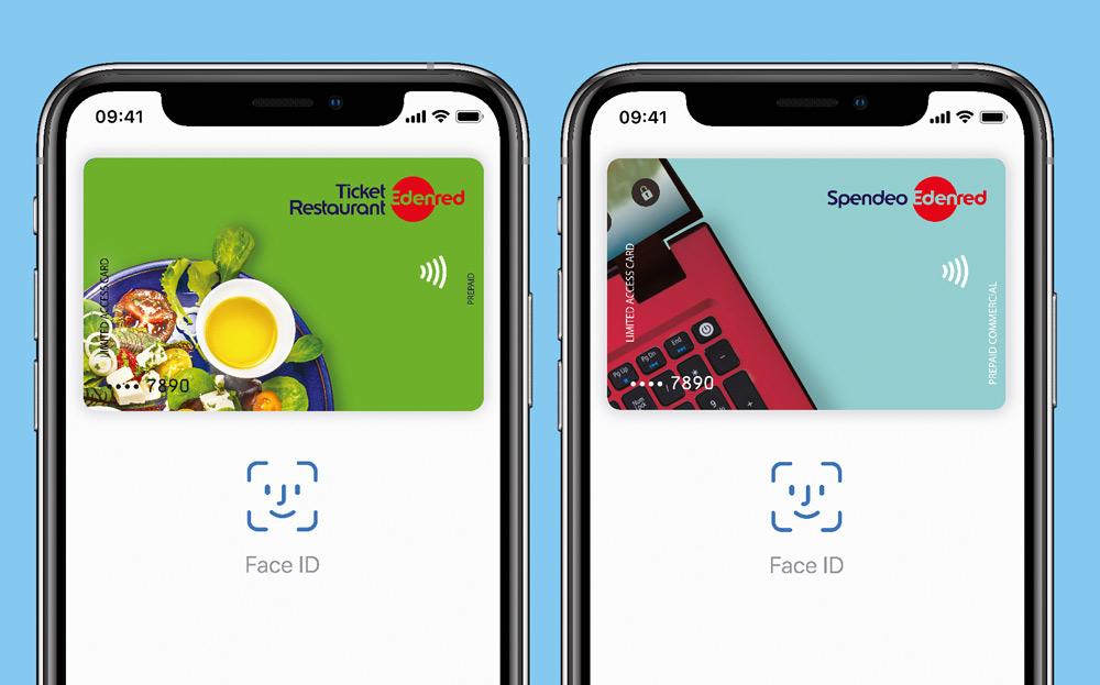 Apple Pay στην Ελλάδα και μέσω των καρτών Ticket Restaurant και Spendeo