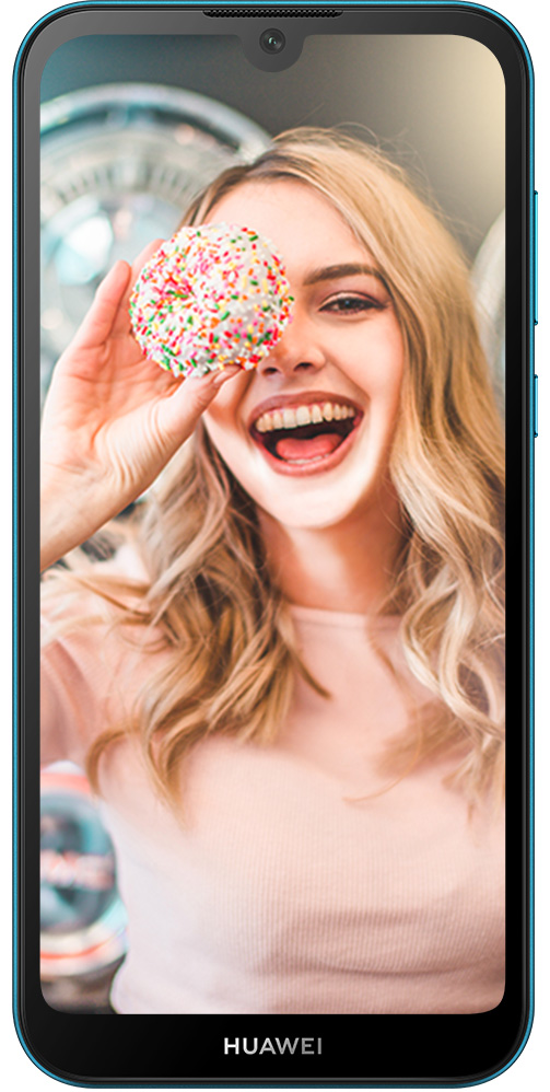 Huawei Y5 2019: Προσιτό entry-level με οθόνη 5.71 ιντσών