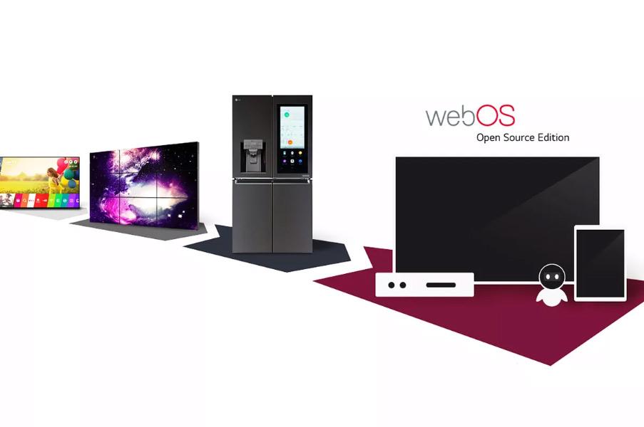 Όλες οι έξυπνες συσκευές της LG θα τρέχουν WebOS με A.I.