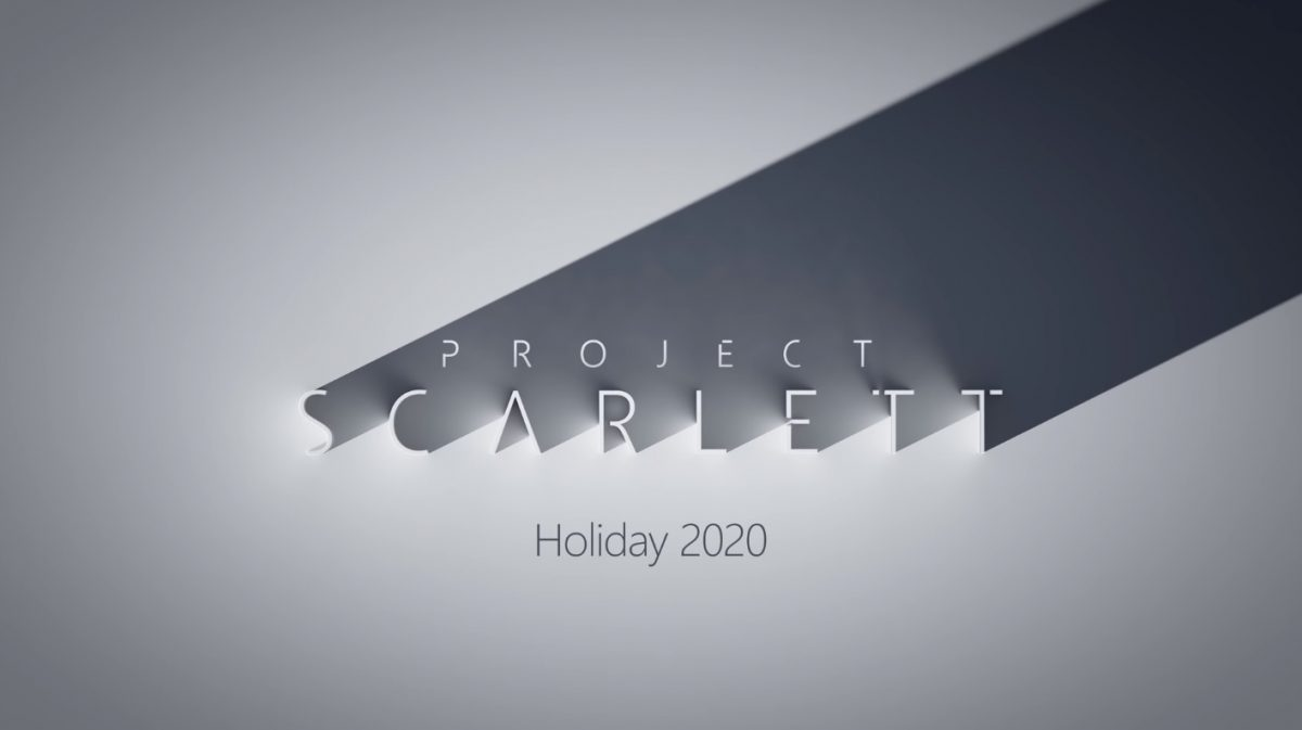 Project Scarlett