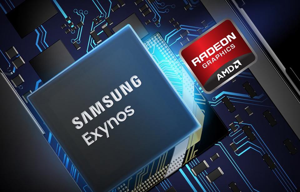 Η Samsung επιβεβαιώνει τη συνεργασία με την AMD