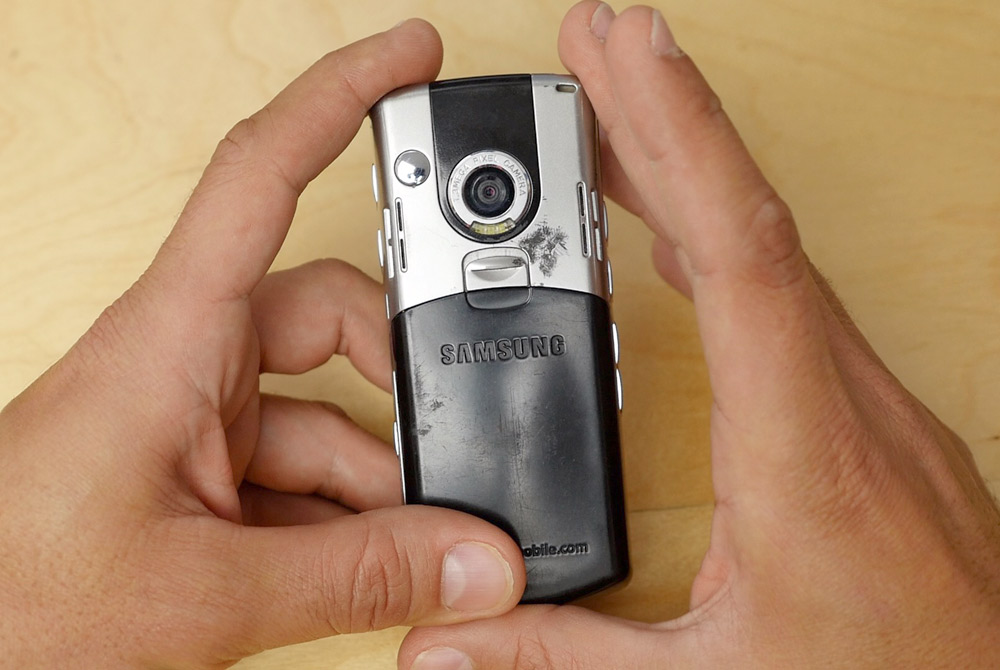 Samsung SGH-i300: Retro hands-on video από το Techblog