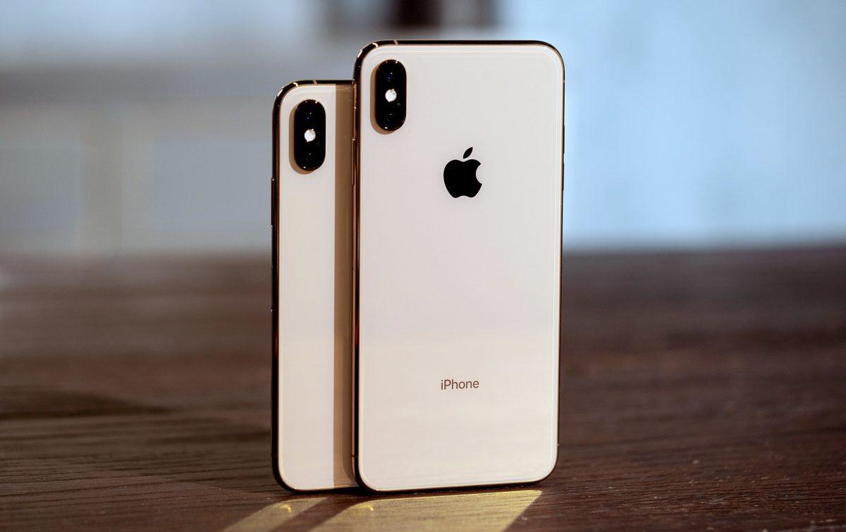 iPhone XS iPhone XS Max