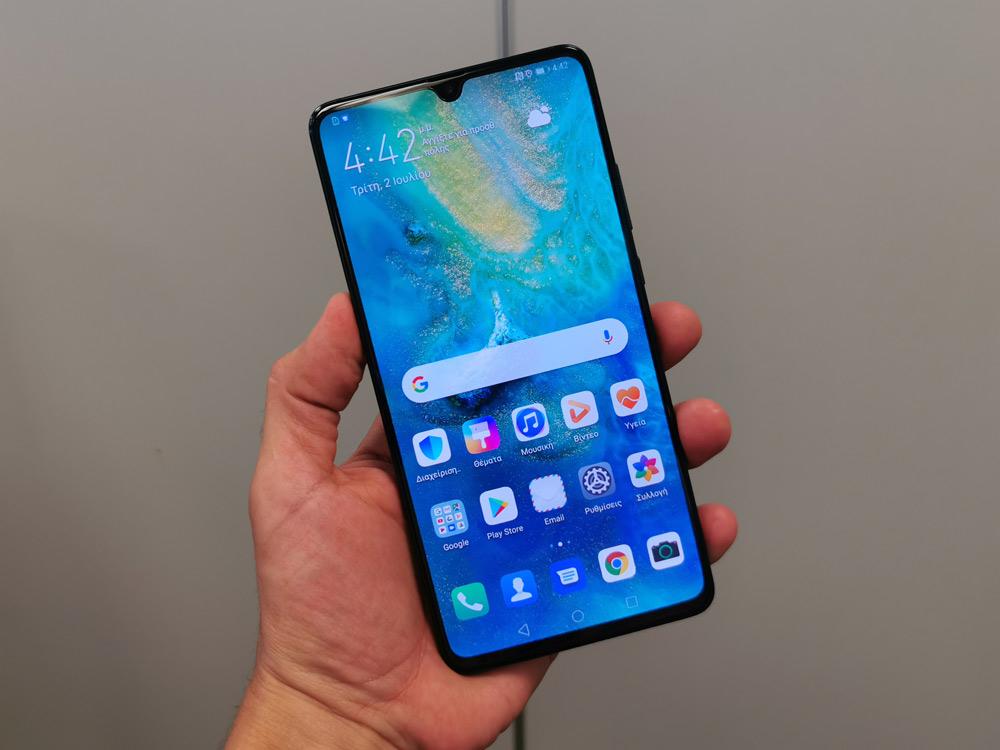 Huawei Mate 20 X 5G ένα γρήγορο hands-on από το Techblog