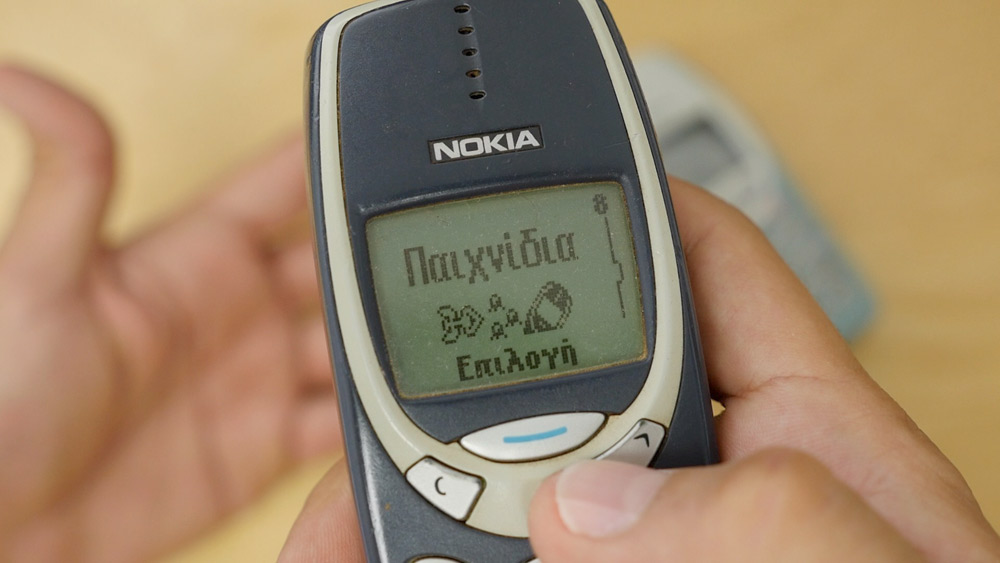 Nokia 3310 και Nokia 3410: Retro hands-on video από το Techblog
