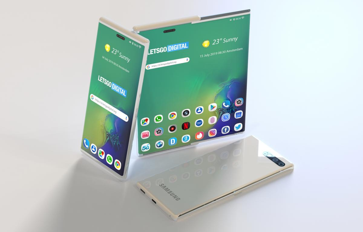 Από τον Οκτώβριο η Samsung θα δίνει εύκαμπτες OLED σε τρίτους