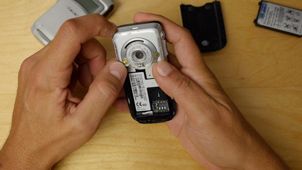 Sony CMD-Z7 & Sony Ericsson K700i: Retro hands-on video από το Techblog