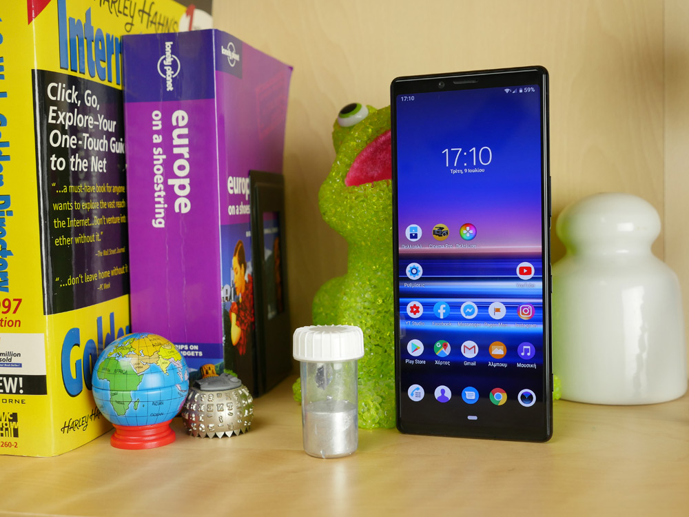 Sony Xperia 1 ελληνικό hands-on video review από το Techblog