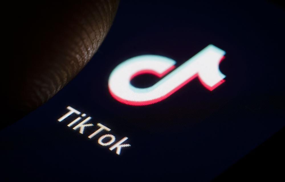 TikTok Smartphone