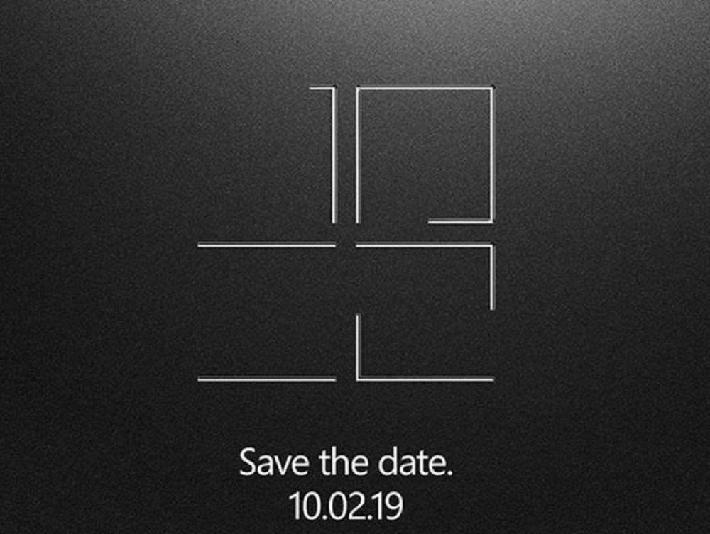 Microsoft Surface: Το επόμενο event θα πραγματοποιηθεί τον Οκτώβριο