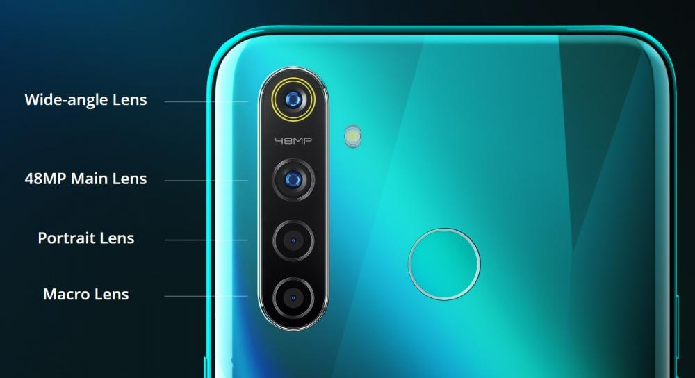Realme 5 and 5 Pro Official