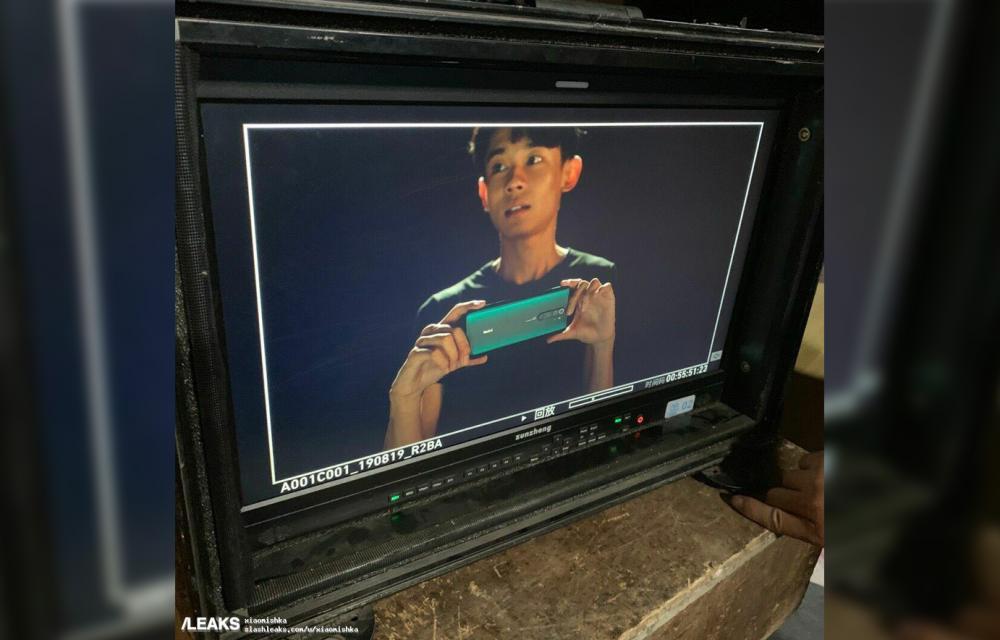 Redmi Note 8 Pro Images Leak Spot