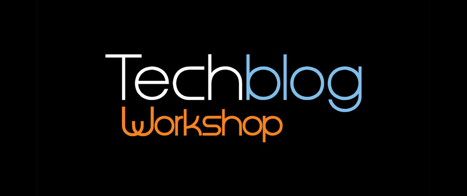 Techblog Workshop