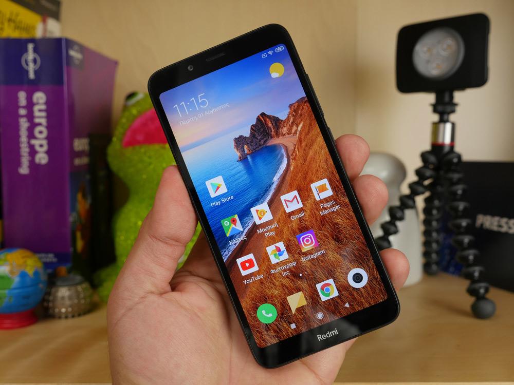 Xiaomi Redmi 7A ελληνικό hands-on video review από το Techblog