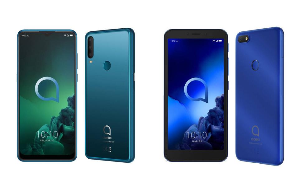 Alcatel 1V 3X (2019) Smart Tab 7 IFA 2019