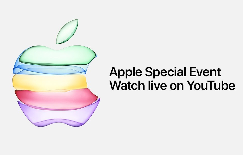 By Innovation only event Apple iPhone 11 YouTube Views