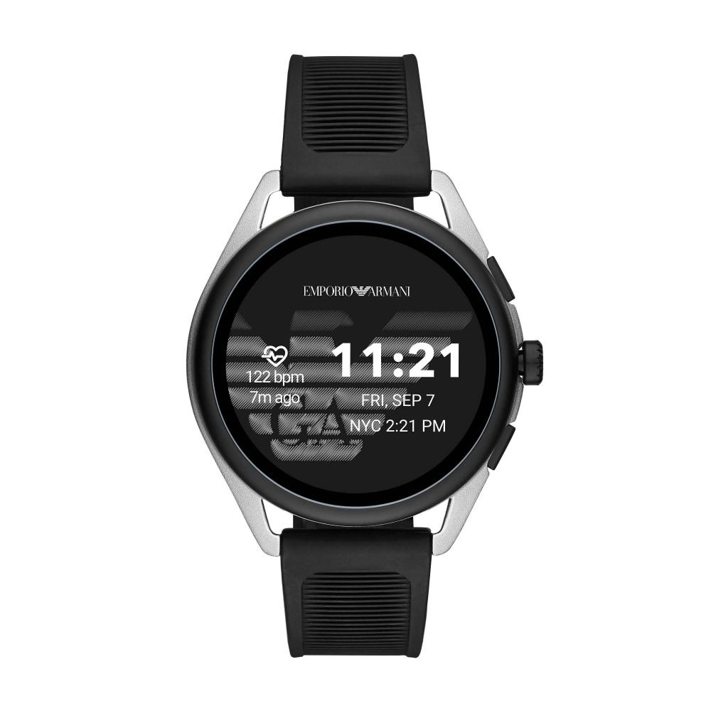 Emporio Armani Smartwatch 3 and Diesel Axial IFA 2019