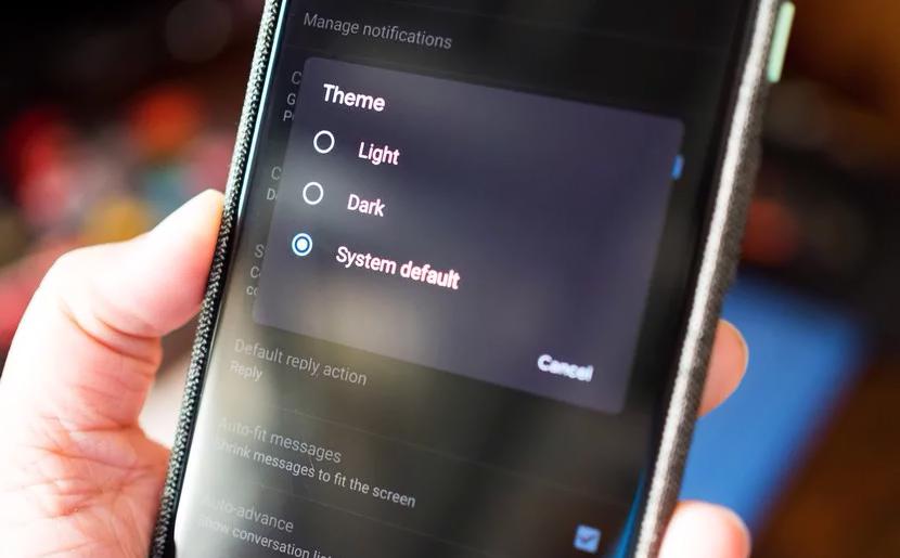 Gmail Dark Mode Dark Theme