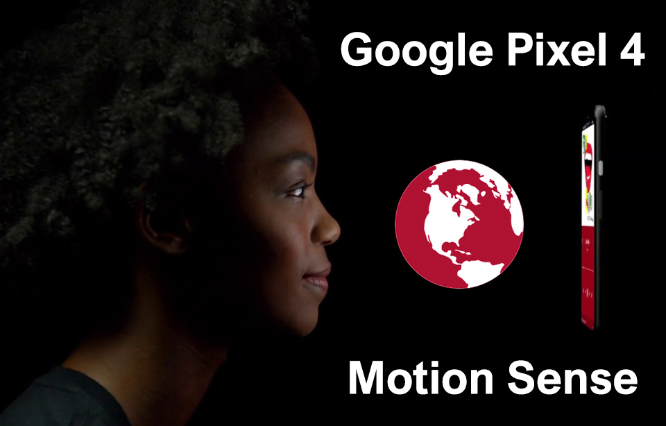 Google Pixel Motion Sense Countries and Apps