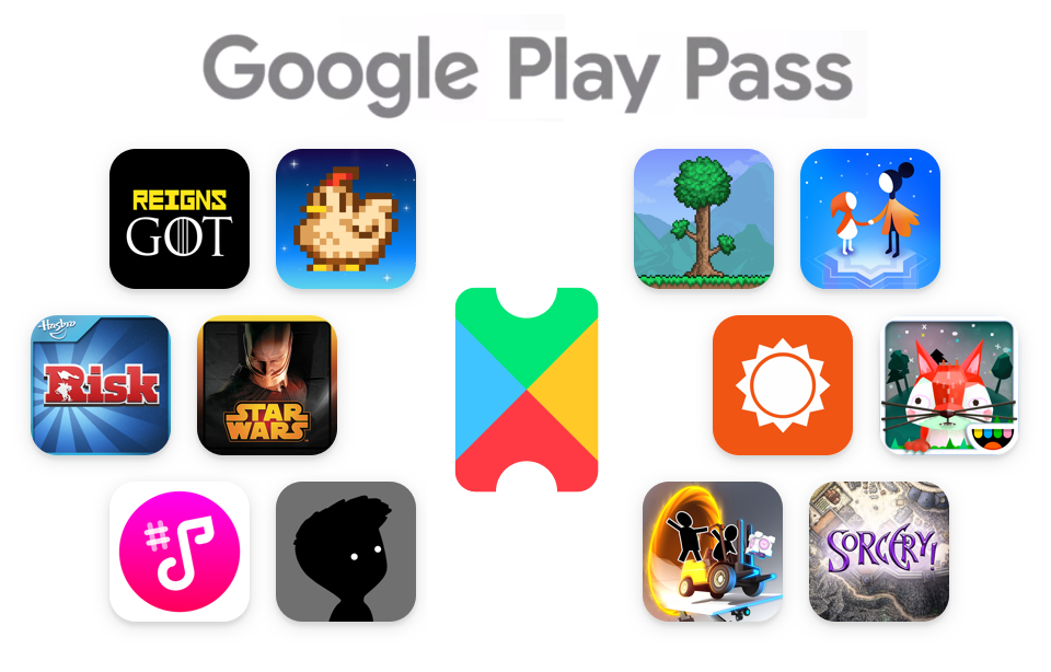 Google Play Pass Official