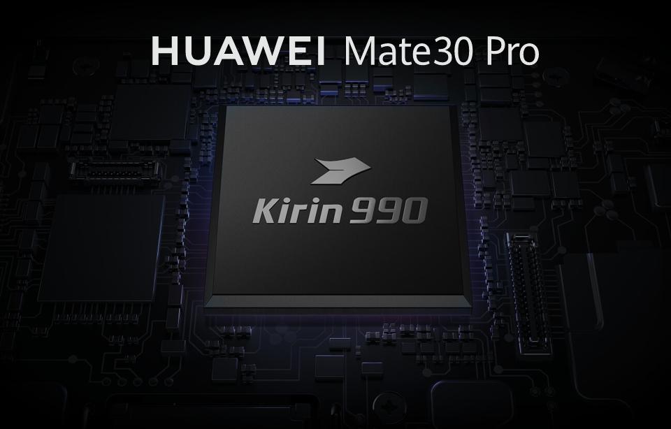 Huawei Mate 30 Pro Kirin 990 4G AnTuTu