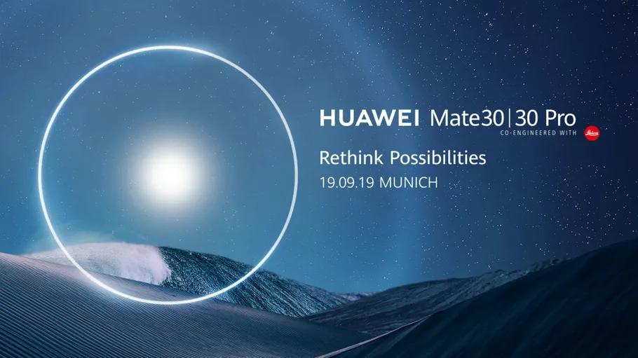 Huawei Mate 30 YouTube Views
