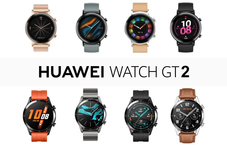 Huawei Watch GT 2 Official