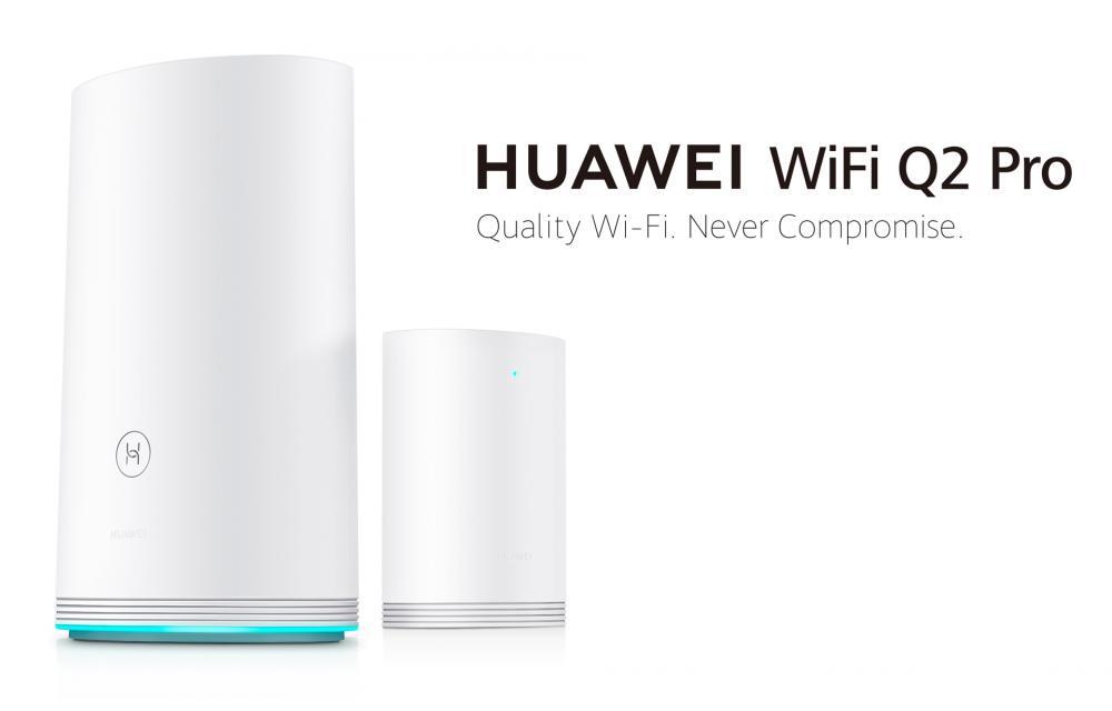Huawei WiFi Q2 Pro IFA 2019