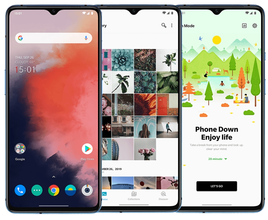 OnePlus 7T Official