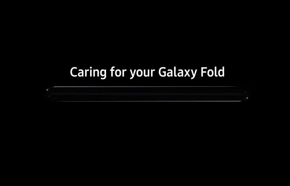 Samung Galaxy Fold Care