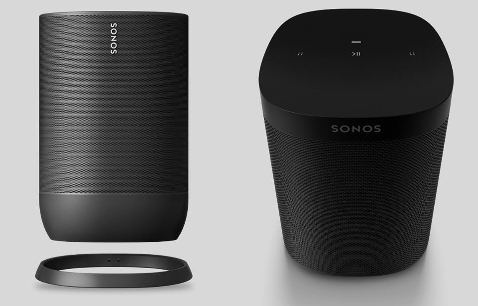 Sonos Move Sonos One SL and Sonos Port IFA 2019
