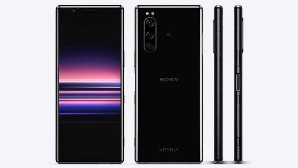 Sony Xperia 5 Official