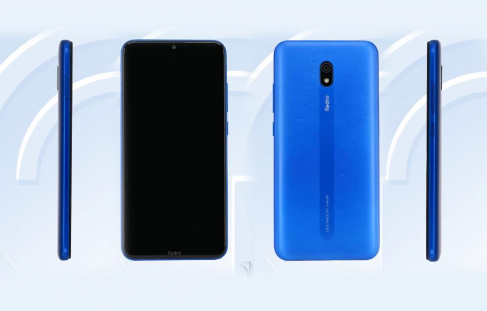 Xiaomi Redmi 8A TENAA