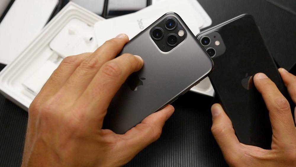 iPhone 11 Pro ελληνικό unboxing video με το Μαγικό Κοπίδι