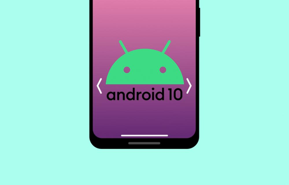Android 10 Default Gestures Only by Google