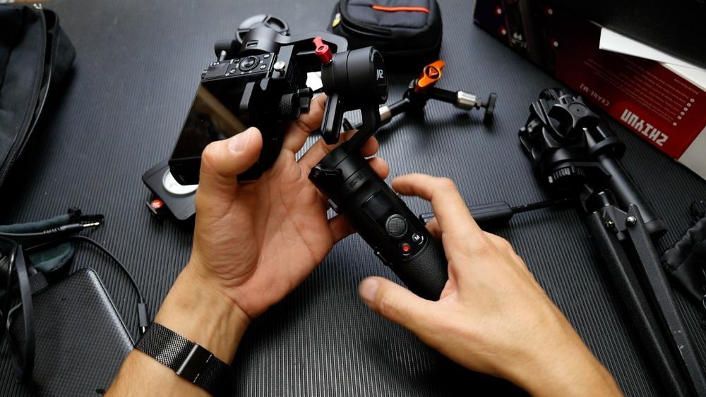 Ο εξοπλισμός που χρησιμοποιώ για τα βίντεο στο Techblog