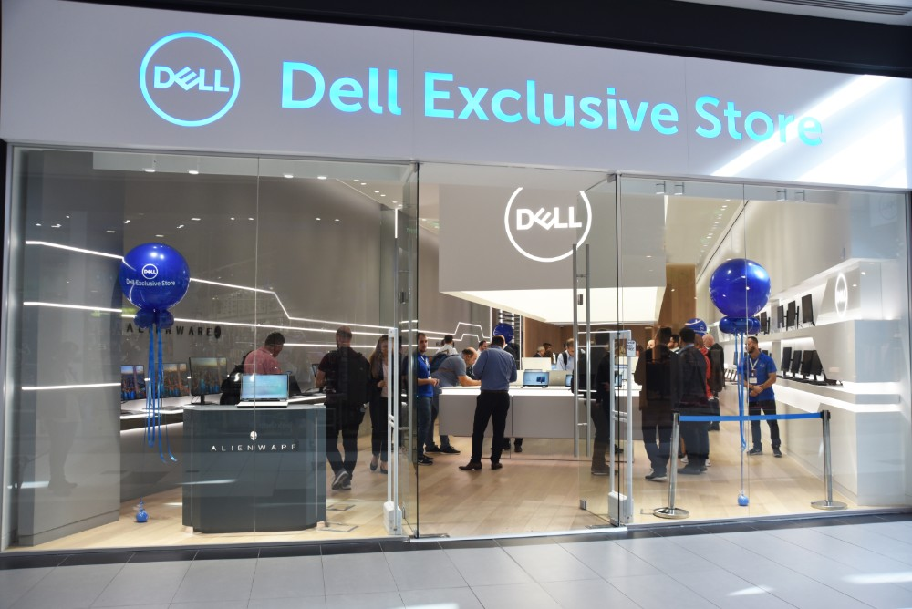 Dell Exclusive Store Θεσσαλονίκης