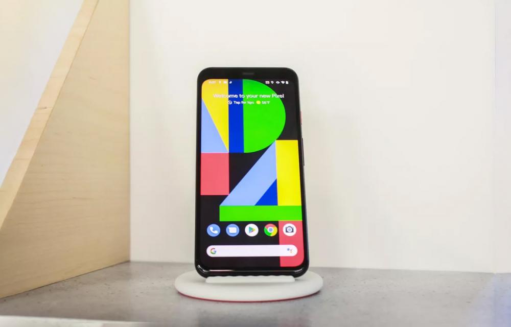 Google Pixel 4 DisplayMate