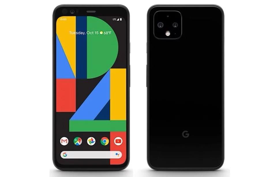 Google Pixel 4 Official Renders