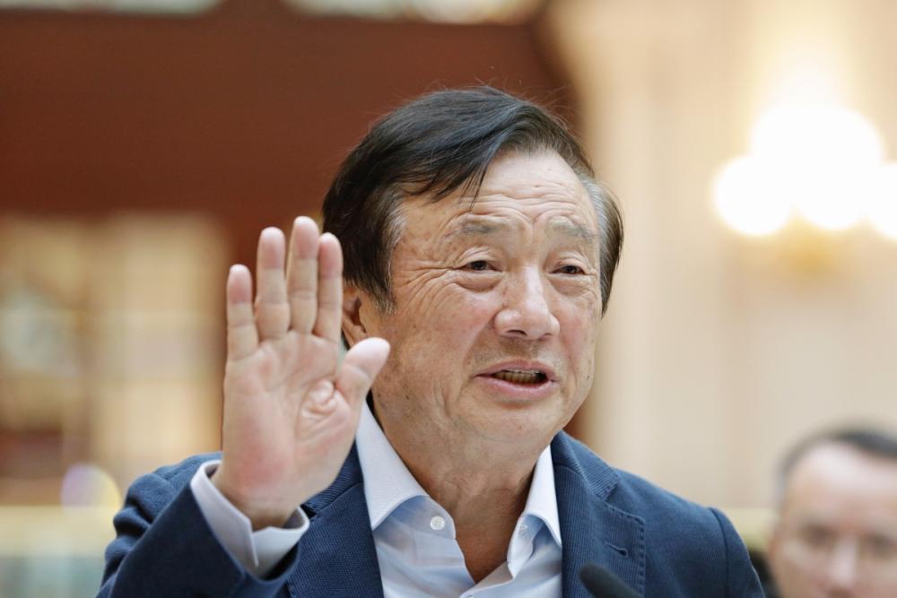 Huawei Technologies, Ren Zhengfe