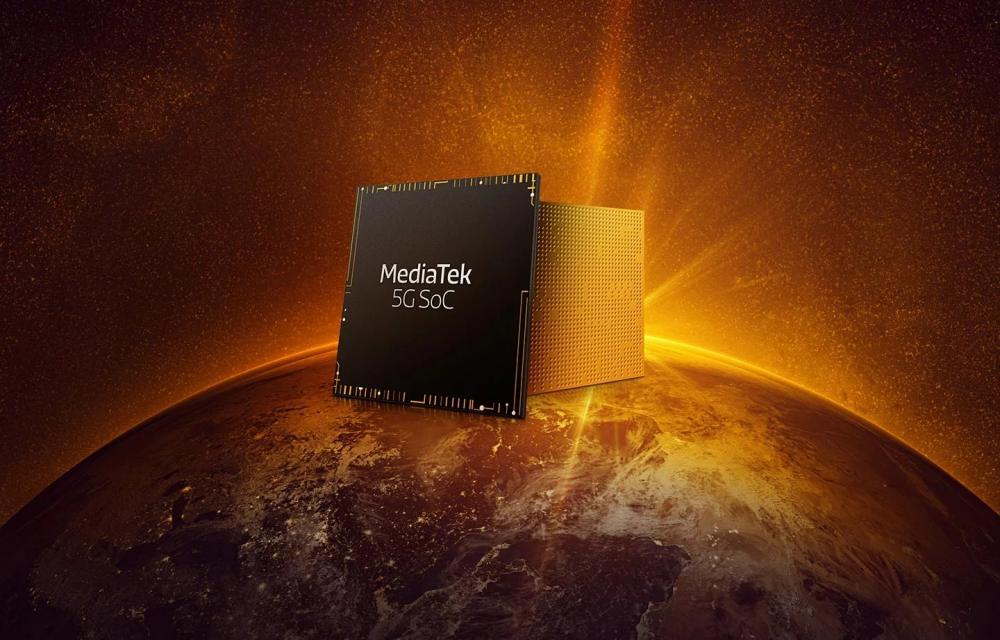 MediaTek 5G SoCs 2020 2021 mid-range