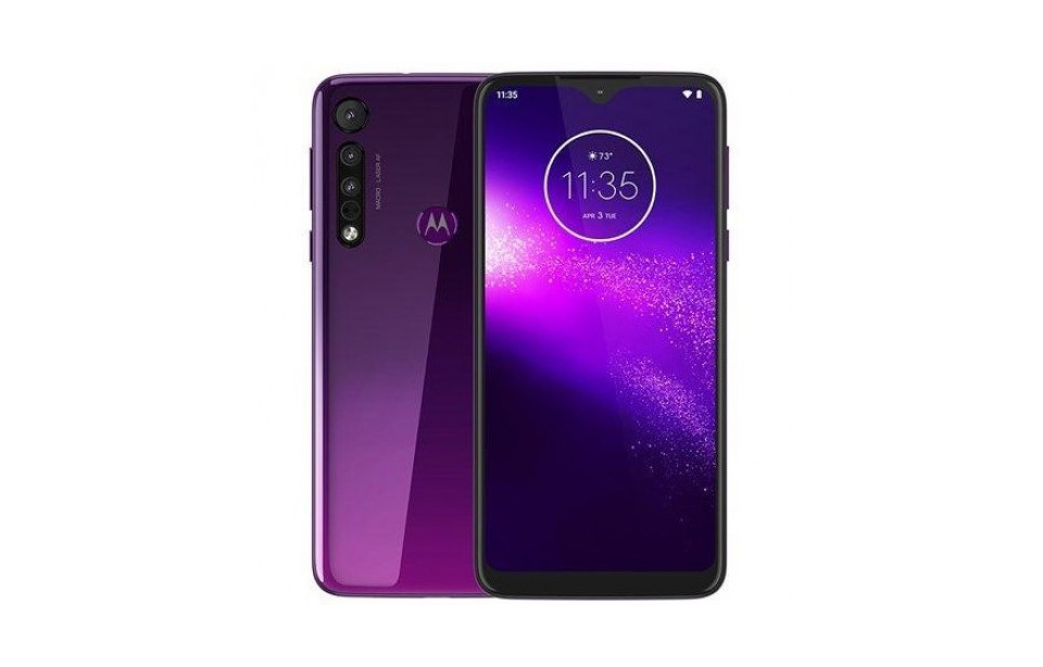 Motorola One Macro Press Material