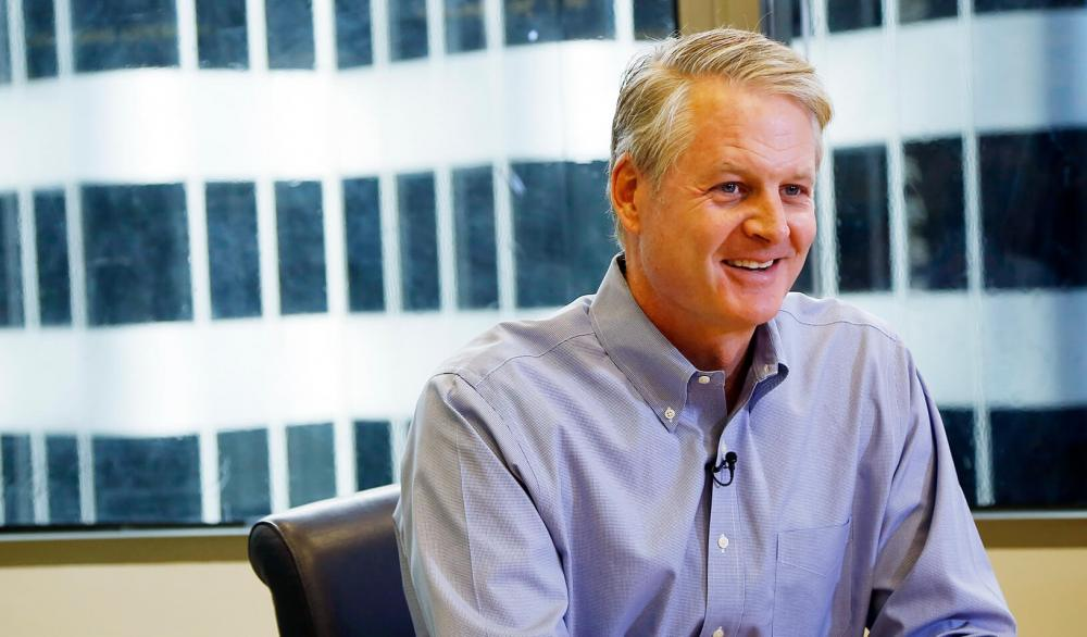 Nike New Tech CEO
