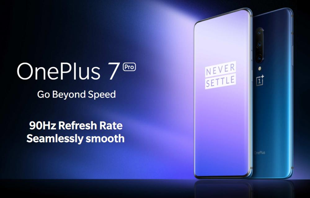 OnePlus 7 Pro 90Hz is the future