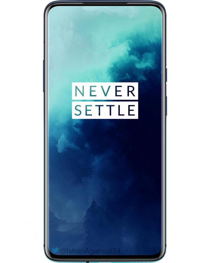 OnePlus 7T Pro Renders and Cases